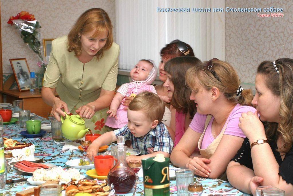Группа поддержки материнства и грудного вскармливания Молоко матери_1