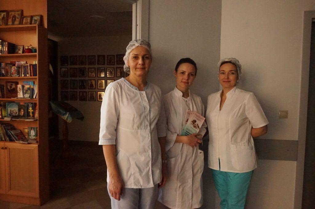 Волонтерские посещения послеродовых палат - организация гв_2