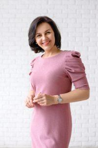 Наталья Селезнева, консультант по подготовке к родам, грудному вскармливанию и уходу за ребенком