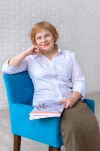 Наталья Стефановна Бончук