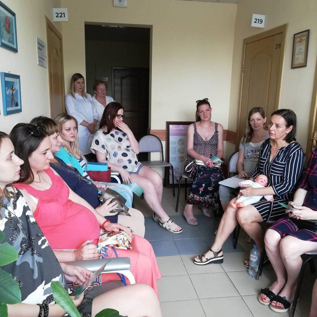 Бесплатная беседа Кормление грудью в роддоме в жк Белгорода_3