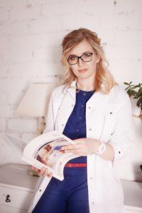 врач-неонатолог Комисар Лина Валентиновна