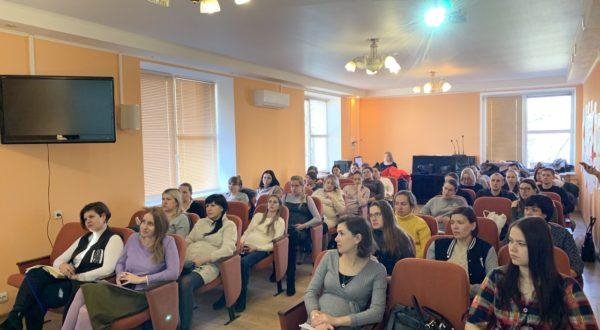 Тематическая встреча «В материнство с радостью»
